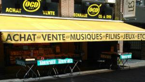 O'CD Boutique Culturel de Lille