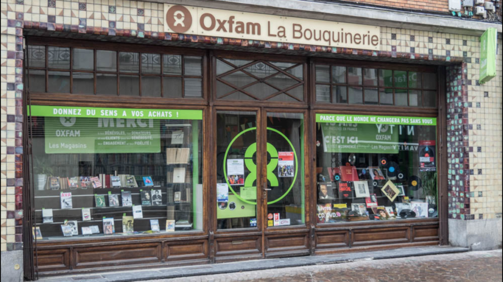 Magasin Oxfam