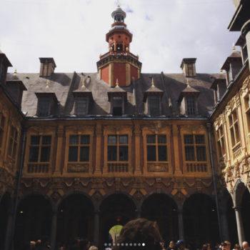 Place de la Vieille Bourse Lille