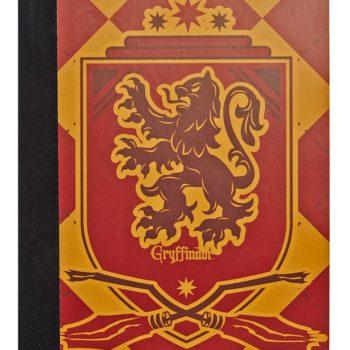 Cahier Gryffondor - Primark Harry Potter