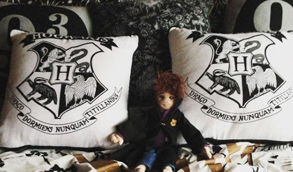 Chambre Style Harry Potter