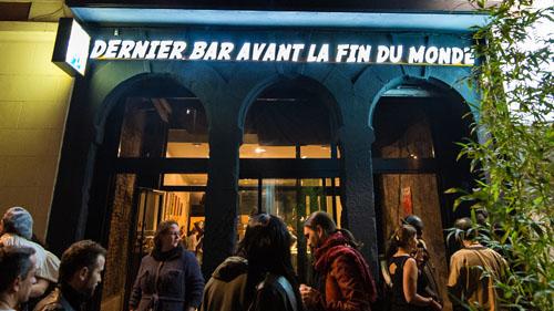 Dernier Bar avant la fin du monde de Lille