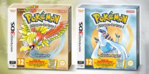 Pokemon Or et Argent 3DS