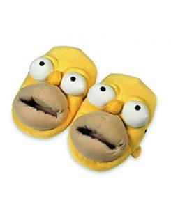 Pantoufles Homer