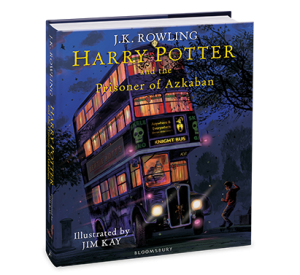 Potter and the Prisoner of Azkaban from Bloomsbury