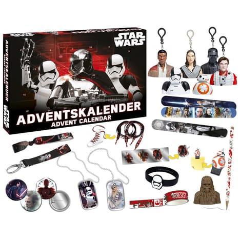 Calendrier de l'Avent Star Wars 8 - Auchan