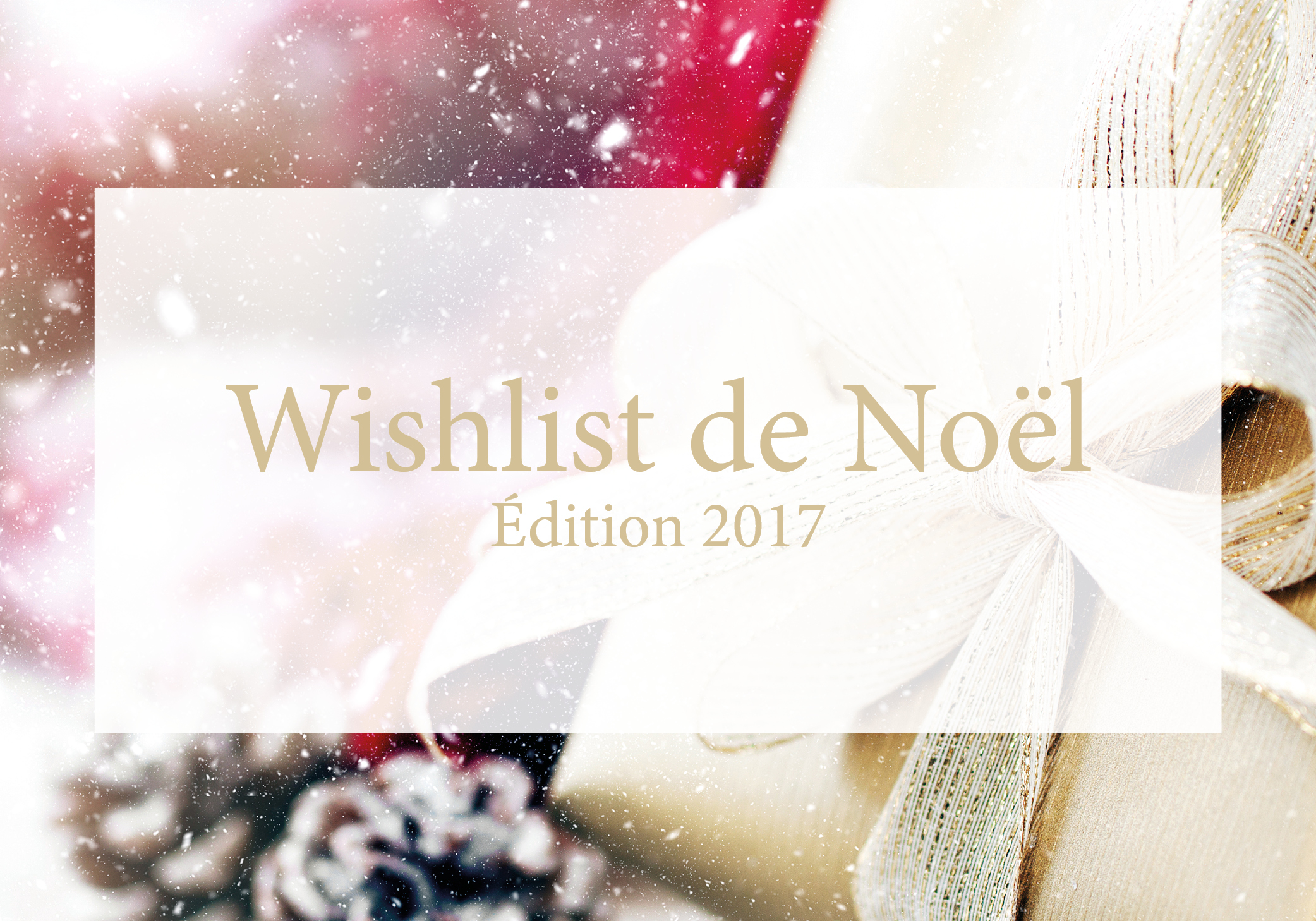 Wishlist de Noël Witchimimi
