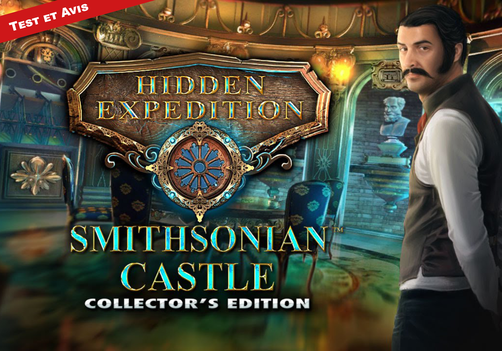 Hidden expedition Smithsonian Castle (PC)