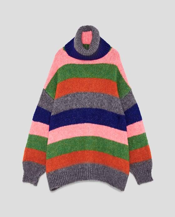 Pull Multicolor Zara