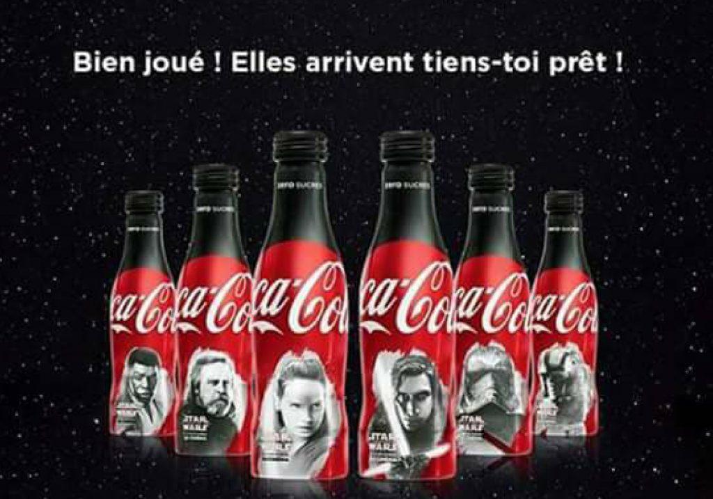 coca cola star wars 8