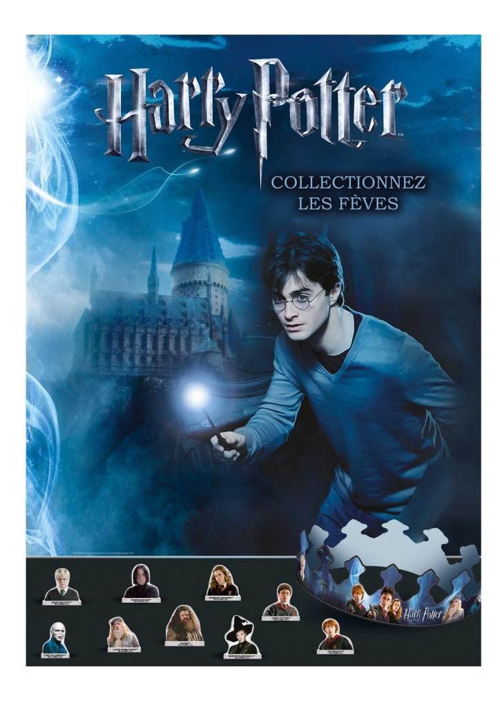 Fèves Harry Potter 2018