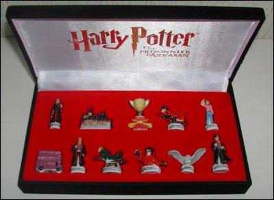 Coffret de fèves Harr Potter 3