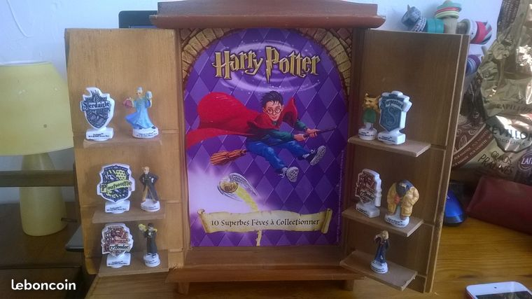 Coffret de fèves Harry Potter 2