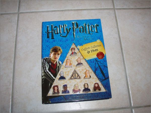Coffret de fèves Harry Potter 7 (3)