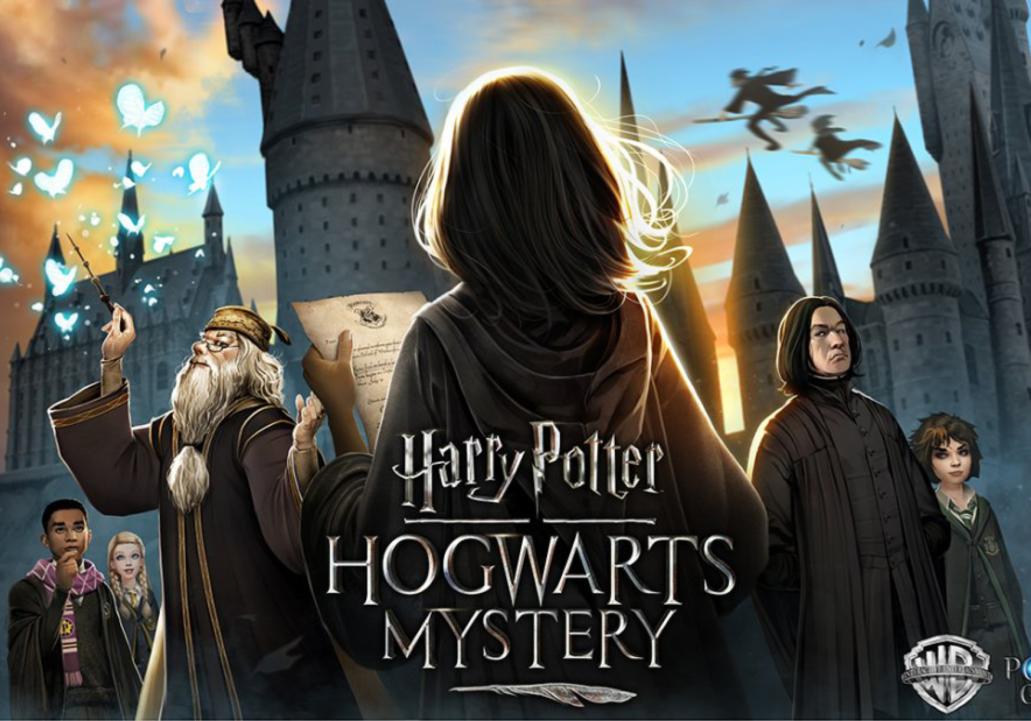 Hogwarts Mystery Harry Potter Game