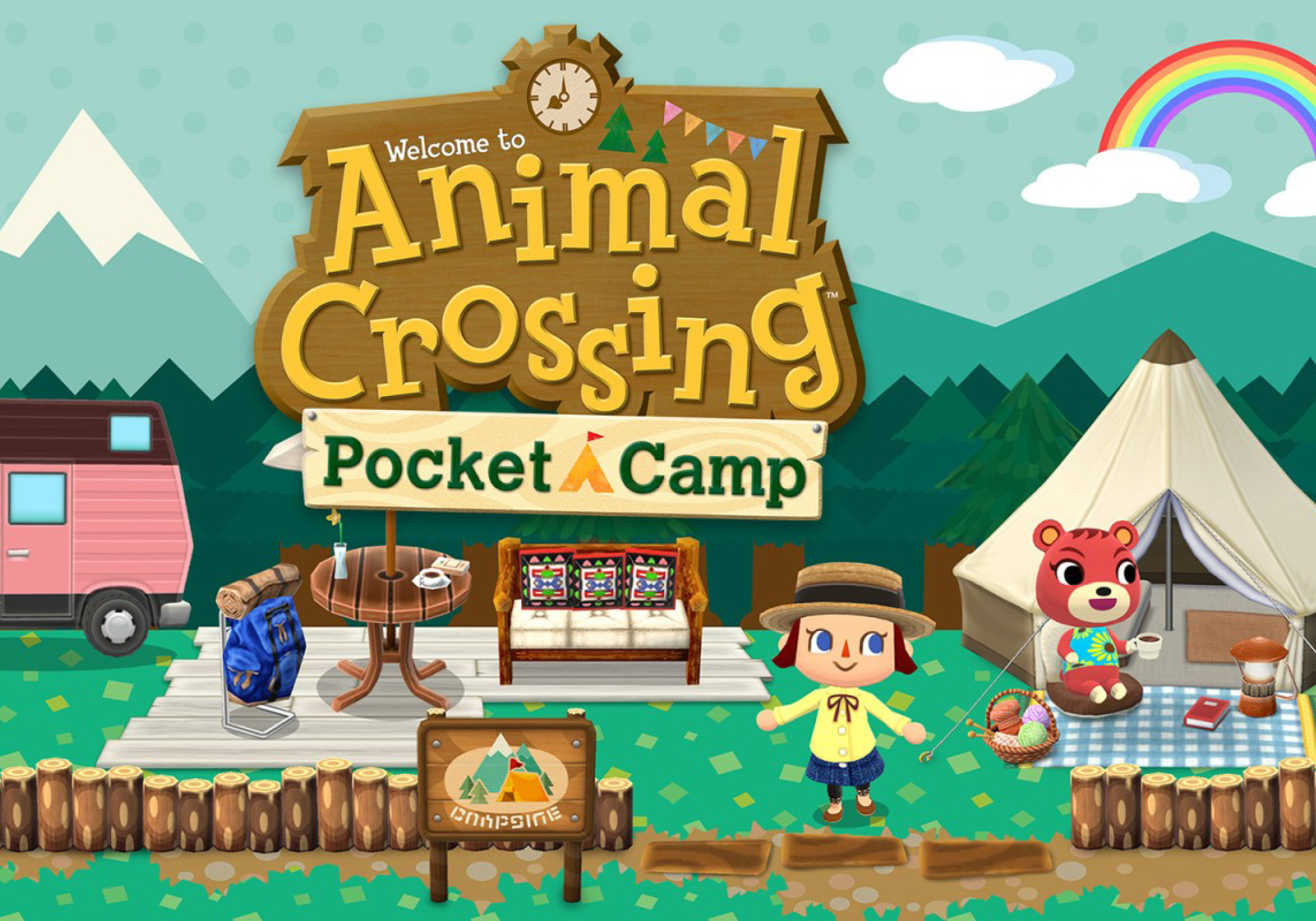 Avis Animal Crossing Pocket Camp