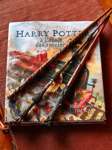 Cyrillus Harry Potter Collection
