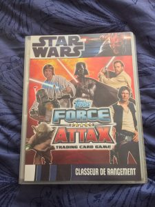 Star Wars Force Attax - 2012
