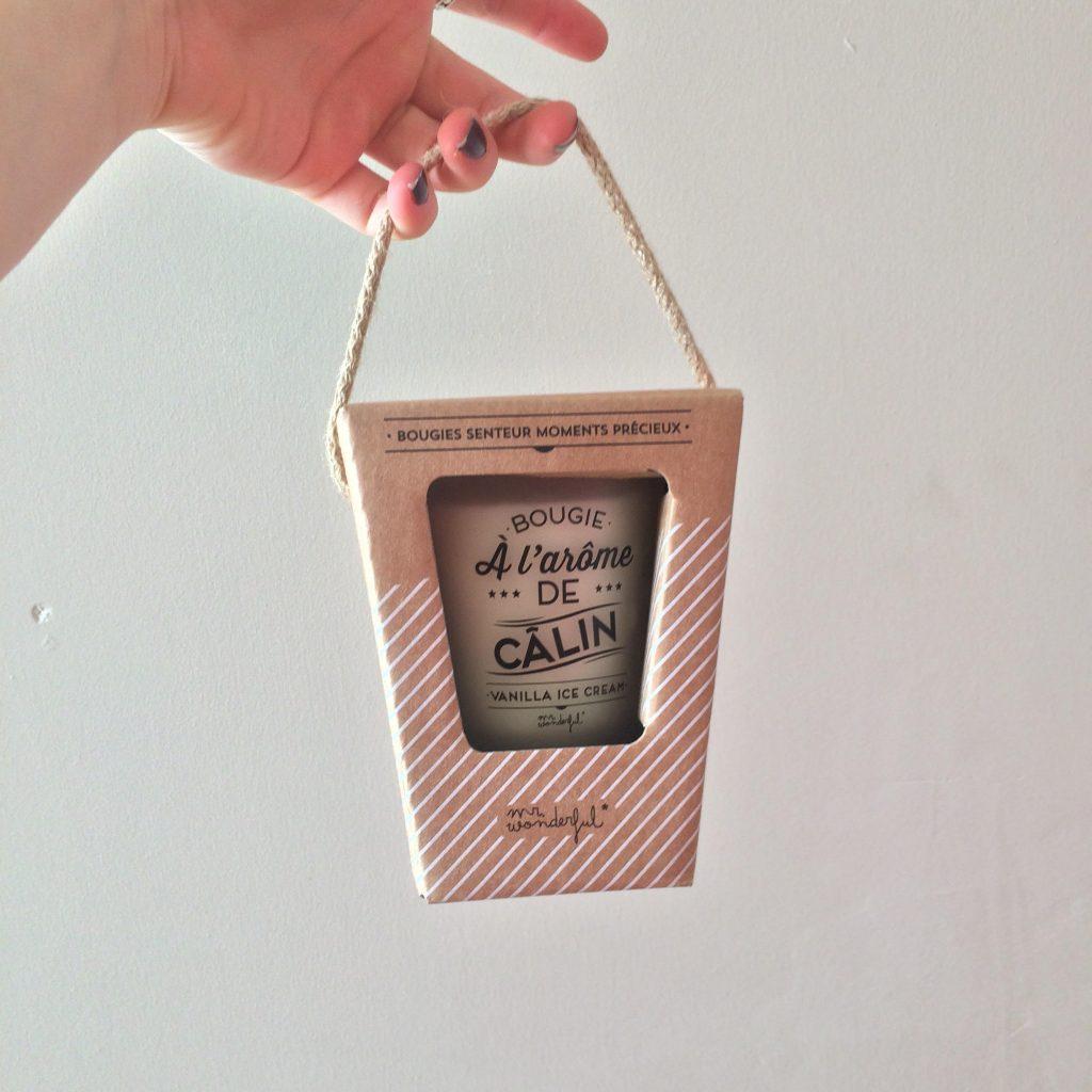 Bougie Ice Cream arôme Câlin packaging 02
