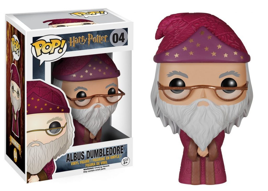 Figurine Pop ! Harry Potter 04