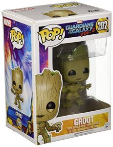 Figurine Pop ! Marvel 202 Groot