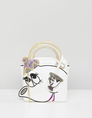 Sac Disney ASOS Mme Samovar et Chip