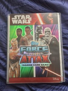 Star Wars Force Attax - 2015