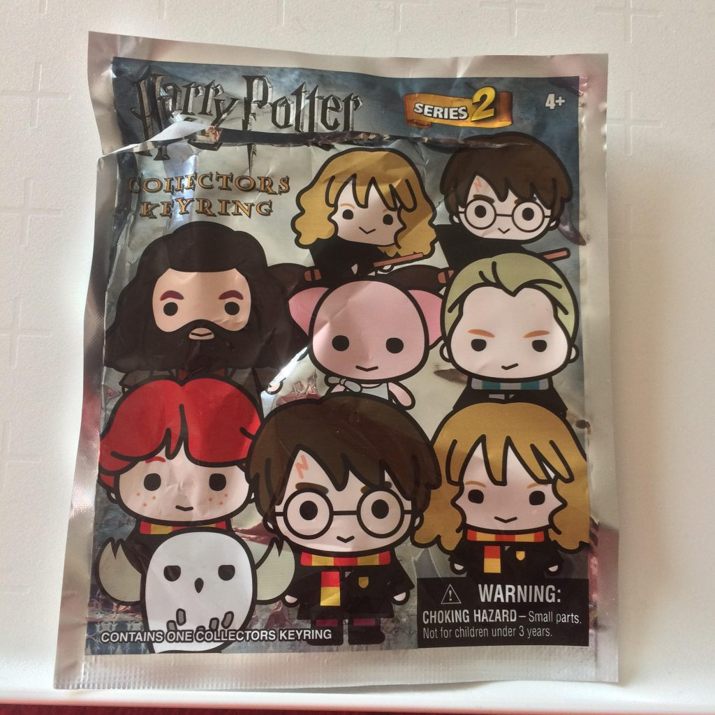 Harry Potter Collectors Keyring Série 2 Face