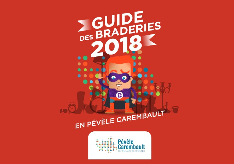 Guide des Braderies 2018 Pévèles Carembault