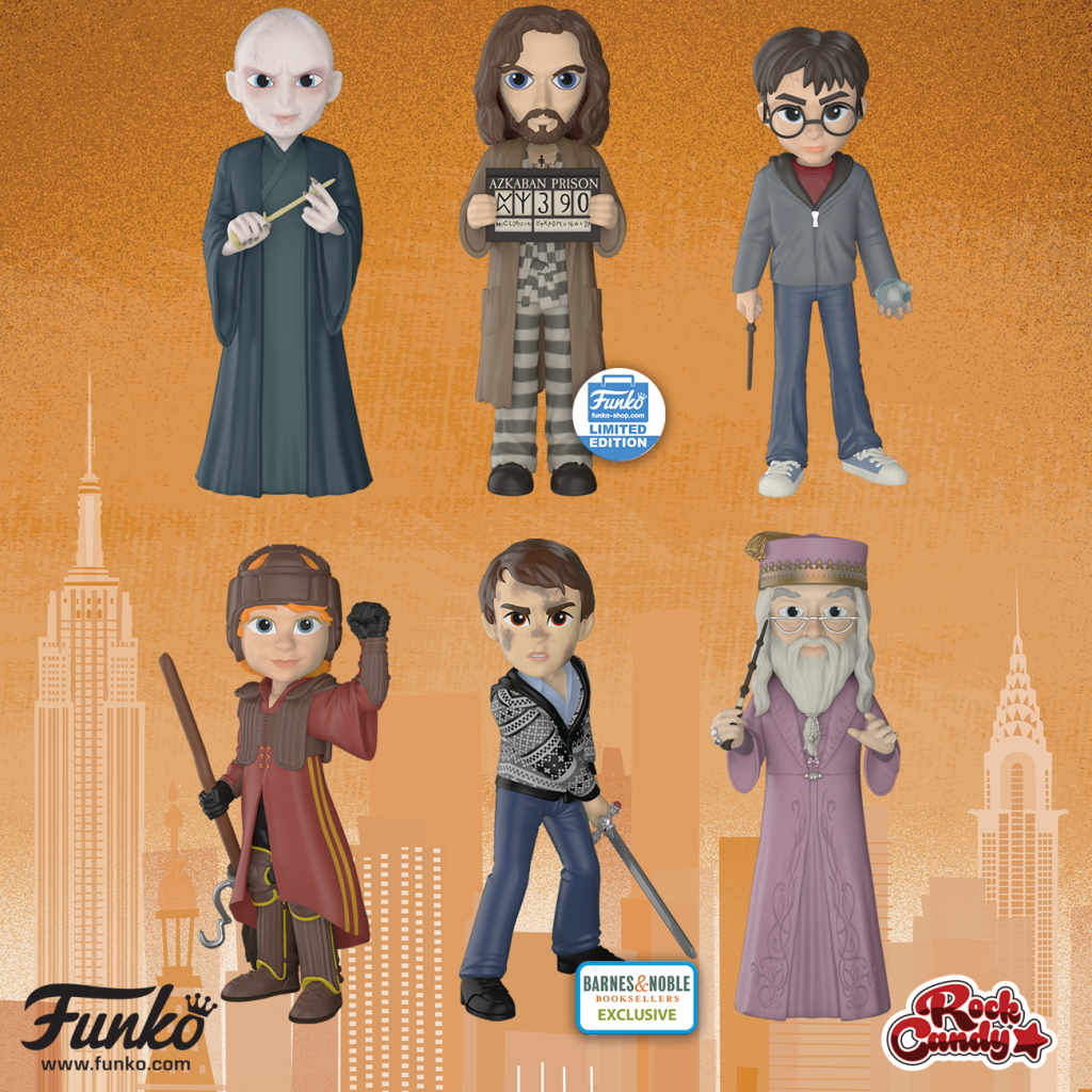 Toy Fair New York Reveals Harry Potter !