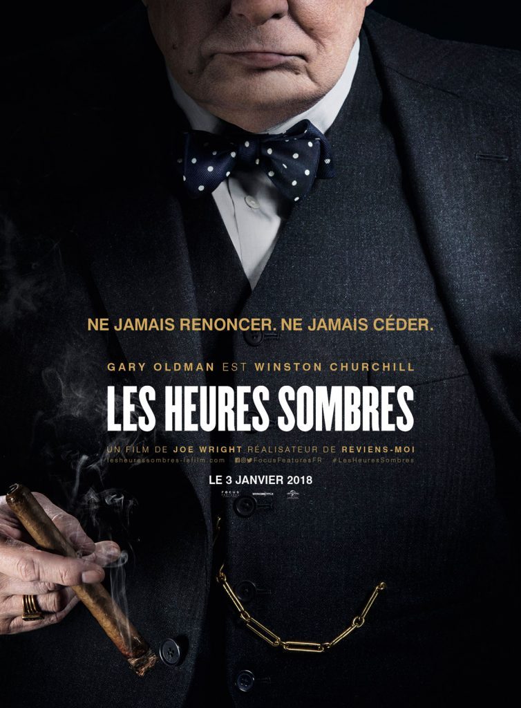 Winston Churchill-les heures sombres