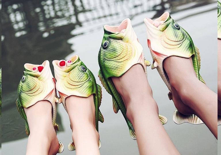 Sandales Fish