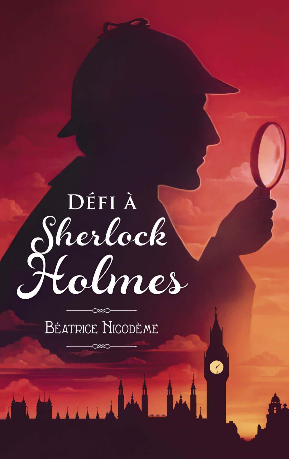 Défi à Sherlock Holmes - Livre - 2