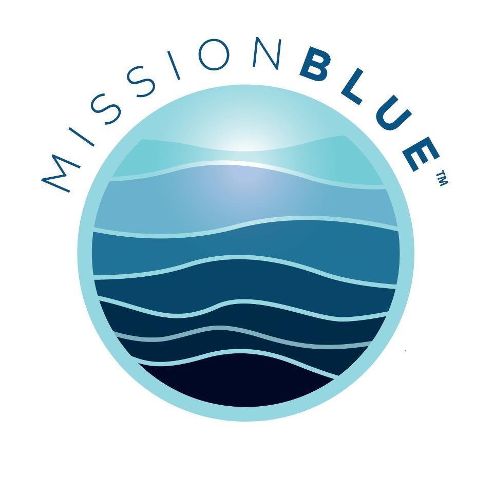 Logo Mission Blue