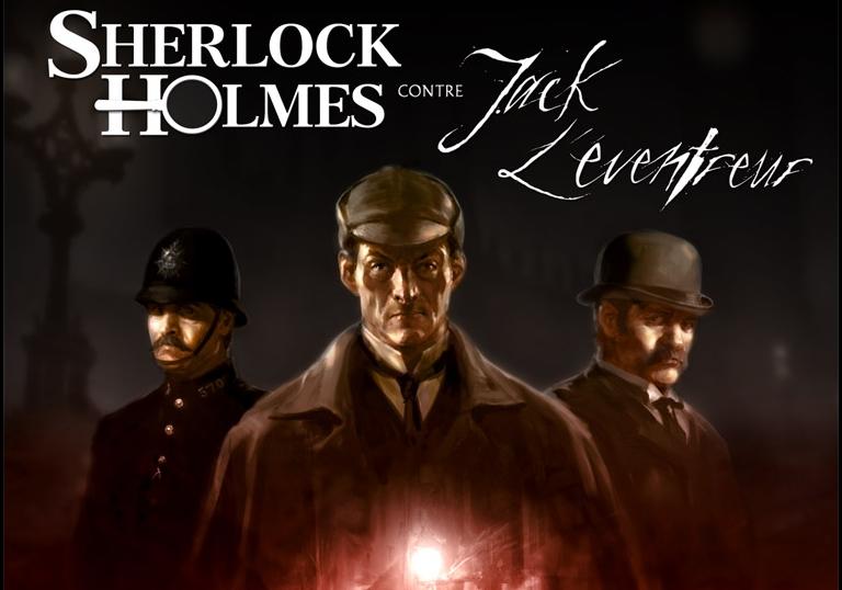 Sherlock Holmes vs Jack L'éventreur PC