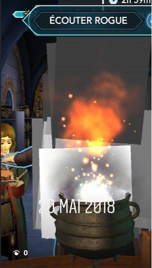BUG Hogwarts Mystery