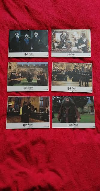 Cartes Film Harry Potter - witchimimi