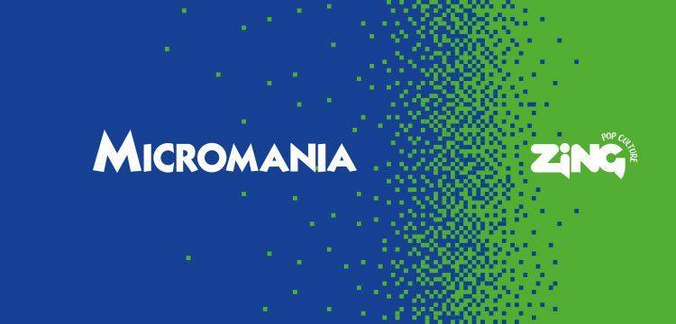 Micromania-Zing Logo
