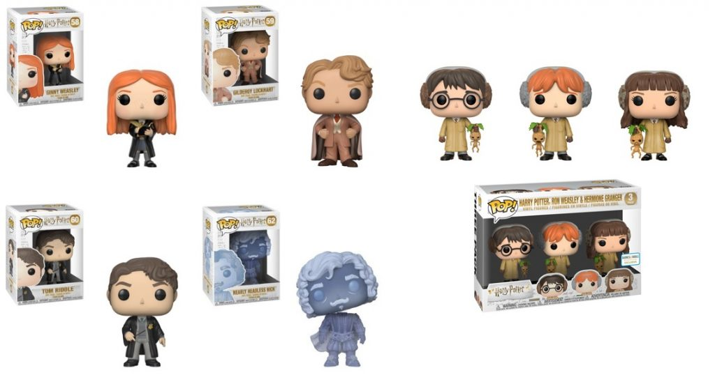 Funko Pop Harry Potter série 5