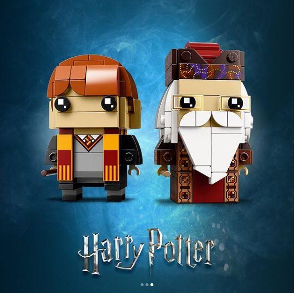 LEGO Brickheadz Harry Potter