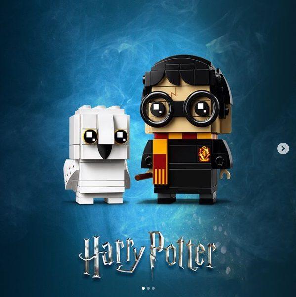 LEGO Brickheadz Harry Potter 3