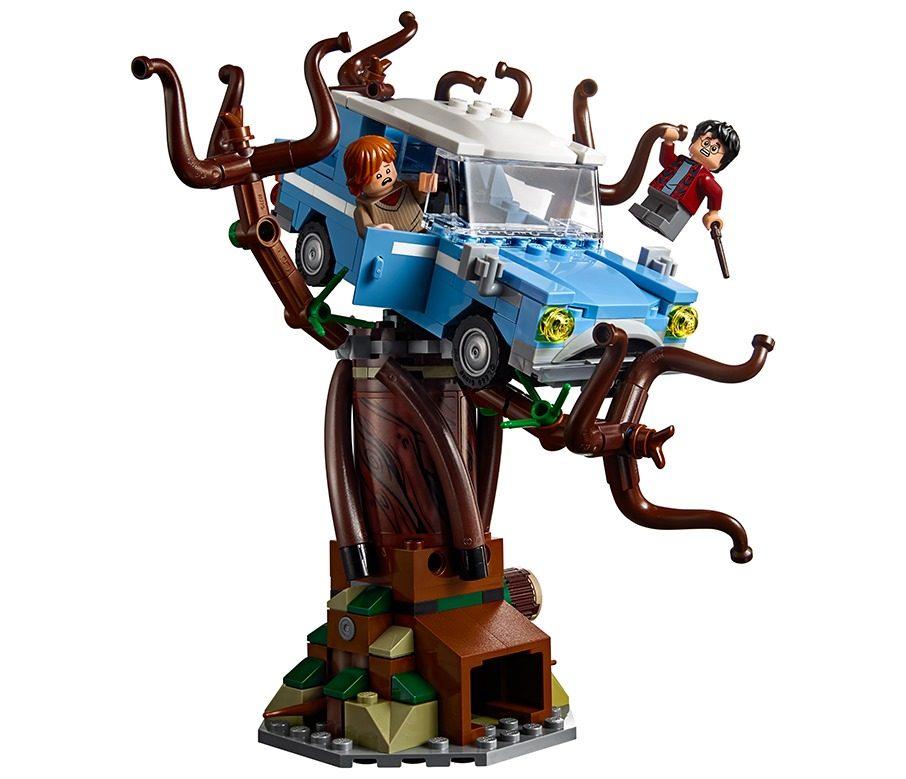 LEGO Harry Potter Saule cogneur