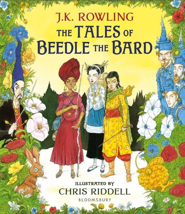 Les contes de Beedle le Barde