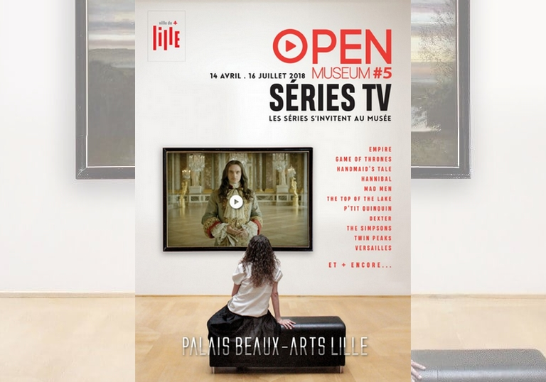 OPEN MUSEUM #5 SÉRIES TV Lille 01