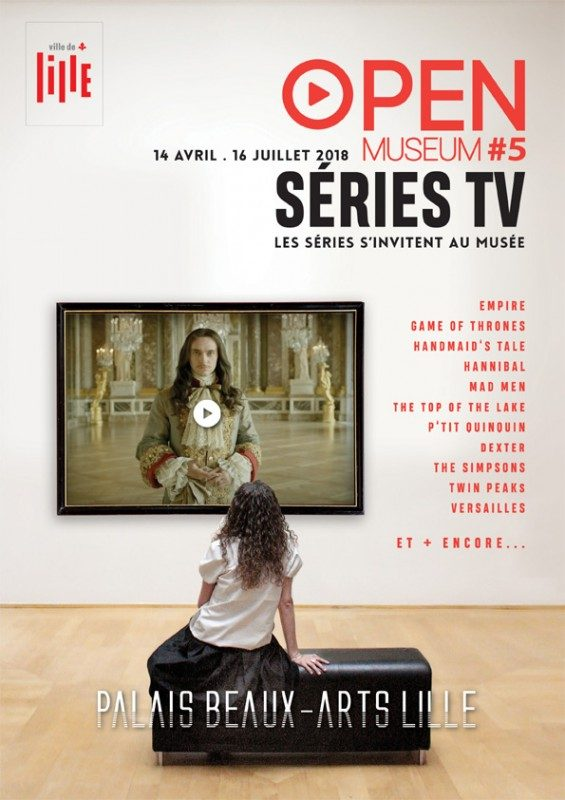 OPEN MUSEUM #5 SÉRIES TV Lille
