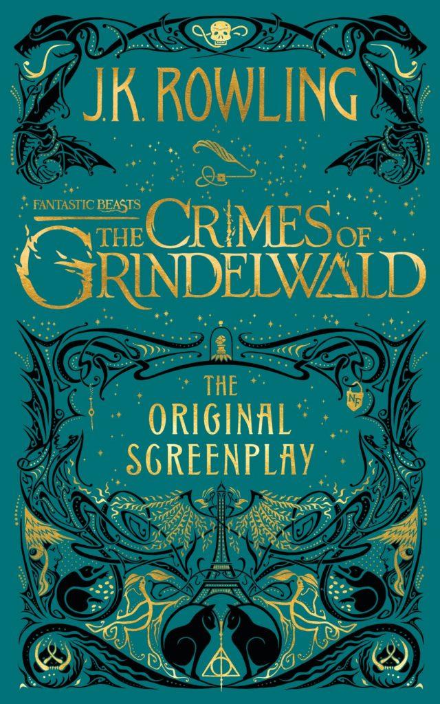 Les Crimes de Grindelwald Livre