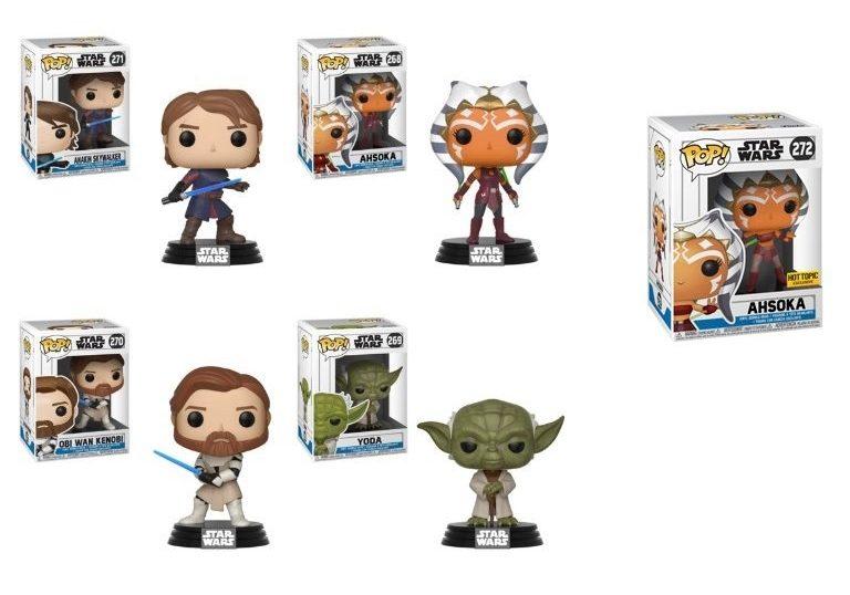 Pop! Star Wars