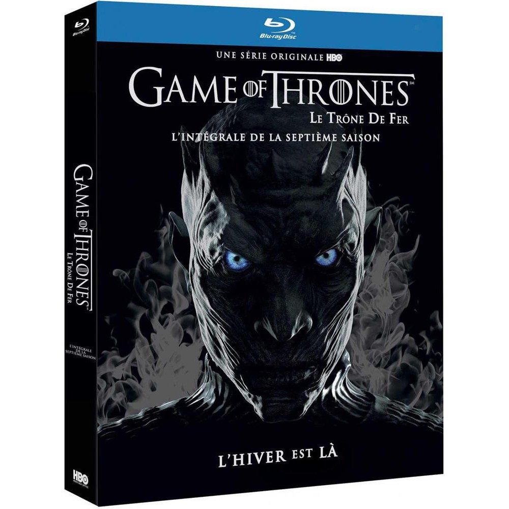 Blu-Ray Saison 7 GOT