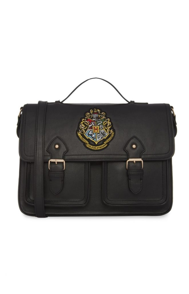 Cartable Harry POtter Primark Noir
