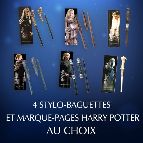 Stylos Harry Potter Noble Collection